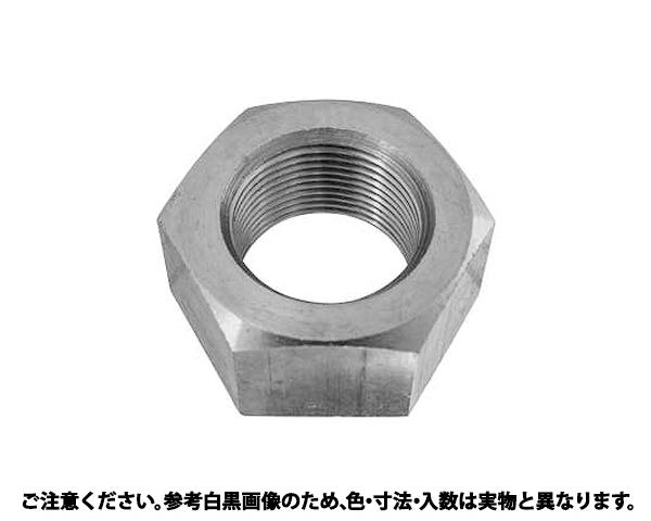 ナット(1シュ(B30 表面処理(パ-カ- (黒染・四三酸化鉄皮膜)) 規格(M20ホソメ2.0) 入数(50)