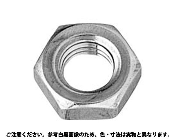 ナット(3シュ(B17 表面処理(ユニクロ(六価-光沢クロメート) ) 規格(M10ホソメ1.0) 入数(400)