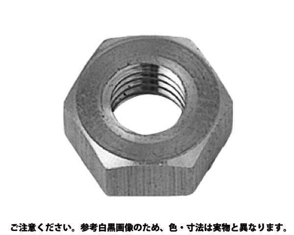ECO-BSナット1シュ(B10 表面処理(ニッケル鍍金(装飾) ) 材質(黄銅) 規格(M6ホソメ0.75) 入数(1000)