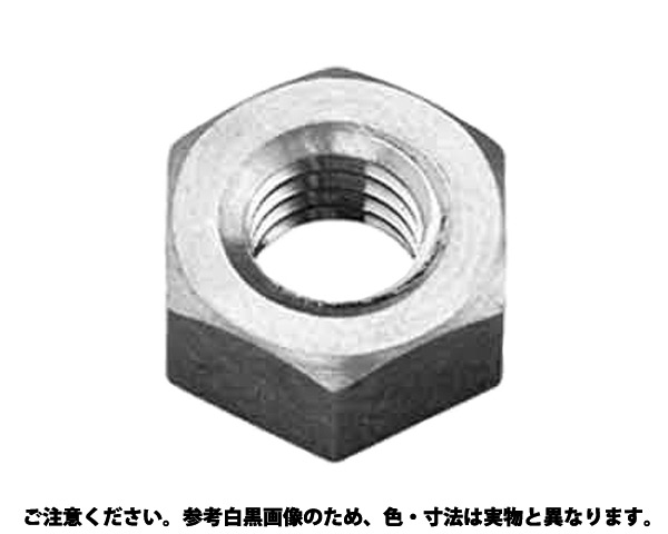 SUSナット(1シュ(セッサク 材質(ステンレス) 規格(M6) 入数(1000)