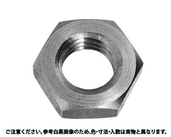 SUSナット(3シュ(セッサク 材質(ステンレス) 規格(M6) 入数(2000)