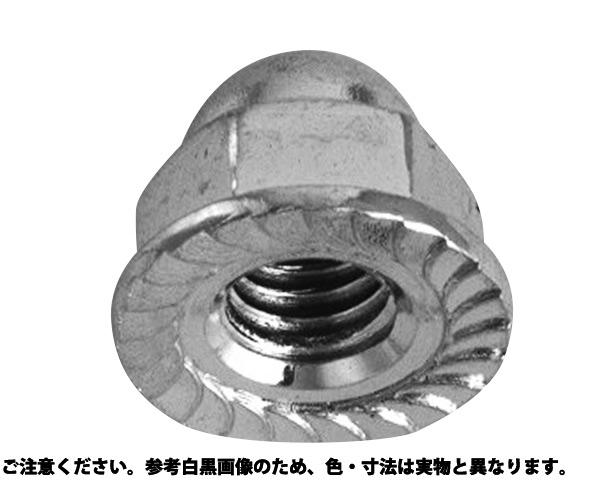 フランジフクロN Sツキ 表面処理(クローム(装飾用クロム鍍金) ) 規格(M6(10X13) 入数(1000)