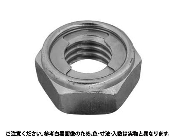 Uナット (2シュ 表面処理(ユニクロ(六価-光沢クロメート) ) 規格(5/16) 入数(1000)