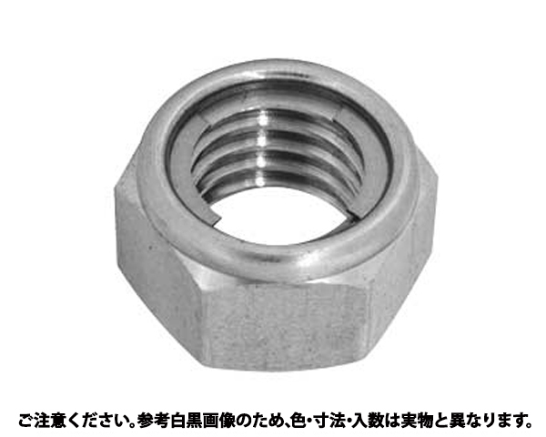 Uナット(コガタ(B=12 表面処理(三価ホワイト(白)) 規格(M8) 入数(1400)