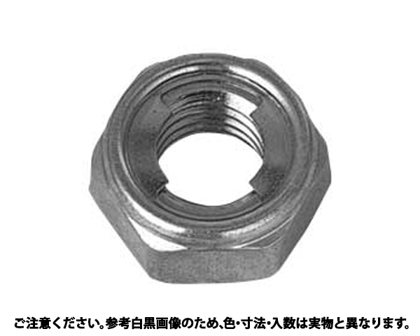 Uナット(ウスガタ 表面処理(三価ブラック(黒)) 規格(M6(H=4) 入数(1500)