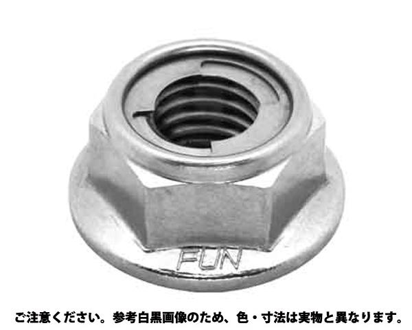フランジツキUナット 表面処理(三価ホワイト(白)) 規格(M6(10X13) 入数(1500)