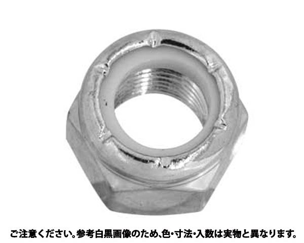 ナイロンN (UNF 表面処理(ユニクロ(六価-光沢クロメート) ) 規格(3/8-24UNF) 入数(300)