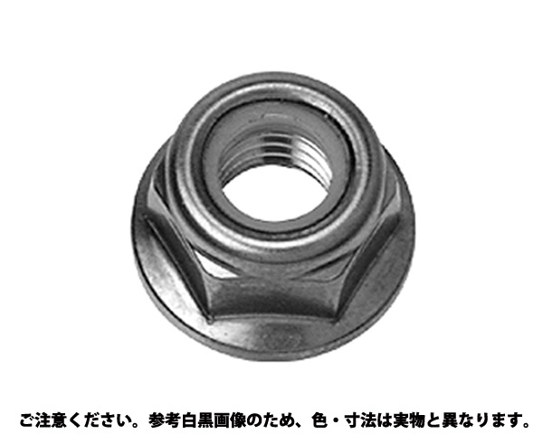 フランジナイロンN 表面処理(三価ホワイト(白)) 規格(M6(10X13) 入数(700)