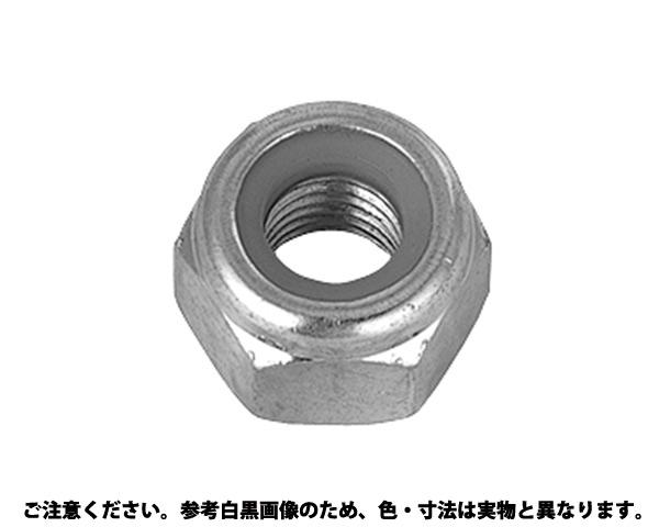 ナイロンN(ホソメ(P=1.5 表面処理(三価ホワイト(白)) 規格(M18(27X20) 入数(40)