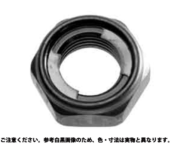 Uナット(ウスガタ(ホソメ 表面処理(クロメ-ト(六価-有色クロメート) ) 規格(M12X1.5) 入数(500)