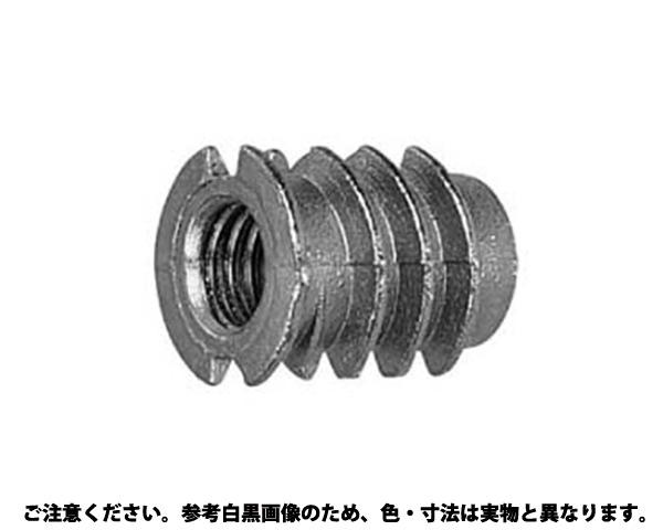 ウッドシールド(ツバツキ 表面処理(クロメ-ト(六価-有色クロメート) ) 規格(6X20(D=11) 入数(550)