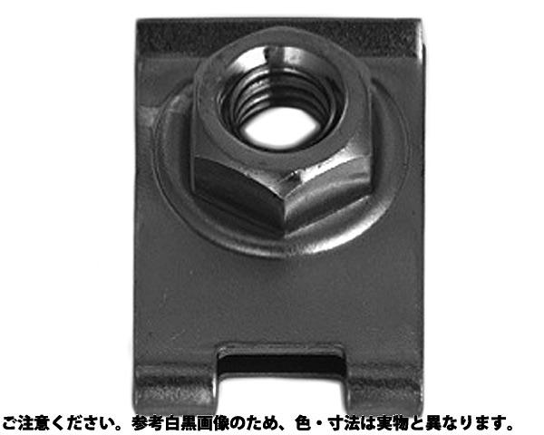 クリップN 表面処理(三価ホワイト(白)) 規格(M4) 入数(300)