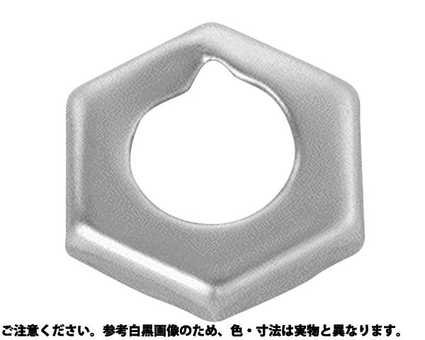 イダリング 表面処理(クロメ-ト(六価-有色クロメート) ) 規格(M16) 入数(500)