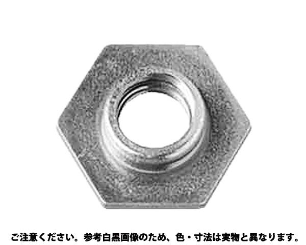 フィットナット 表面処理(クロメ-ト(六価-有色クロメート) ) 規格(FM4) 入数(1000)