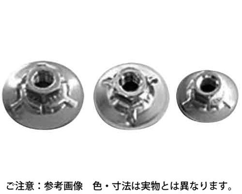 パニエン ナット 表面処理(三価ホワイト(白)) 規格(M8X13X36) 入数(1000)