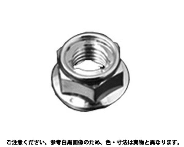 Eロックナット(フランジB10 表面処理(三価ホワイト(白)) 規格(M6(P=1.0) 入数(500)