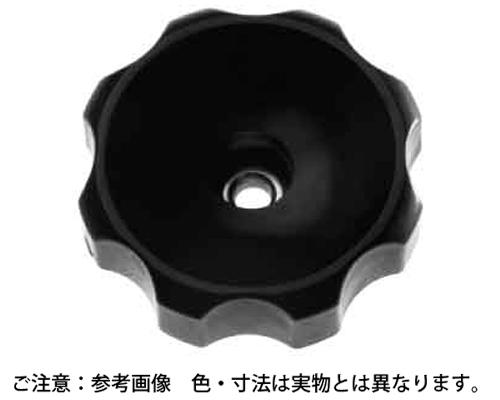 グリップナット(クロ(E3 表面処理(三価ホワイト(白)) 規格(M8(D=50) 入数(100)