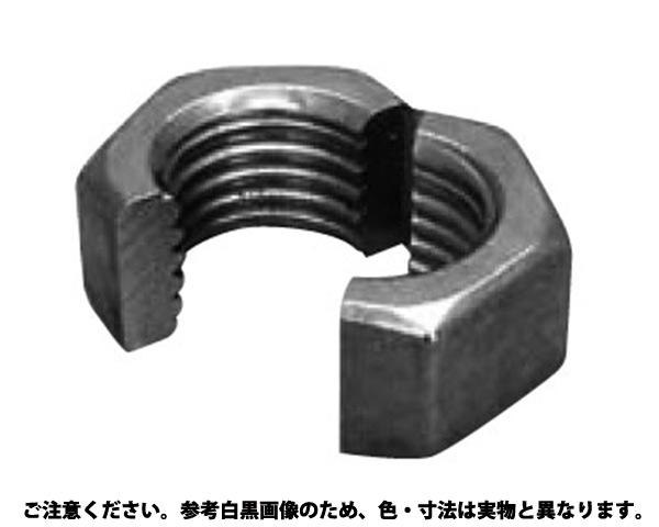 スナップナット 表面処理(ユニクロ(六価-光沢クロメート) ) 規格(M8) 入数(100)