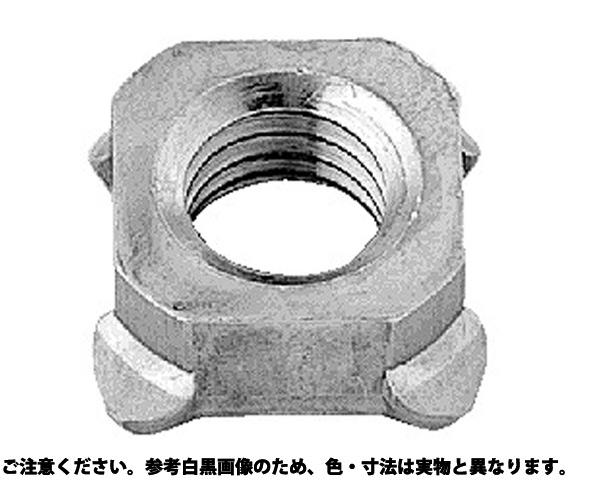 4カクウエルドN(Pナシ(1D 材質(ステンレス) 規格(M10(14X7) 入数(400)