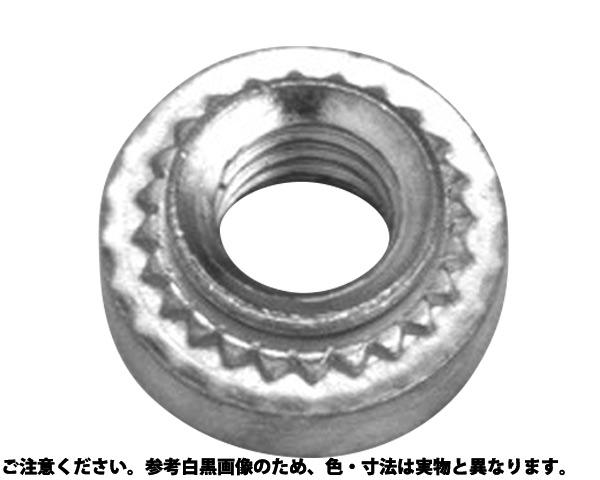 SUS NCナット 材質(ステンレス) 規格(M5-08) 入数(1000)
