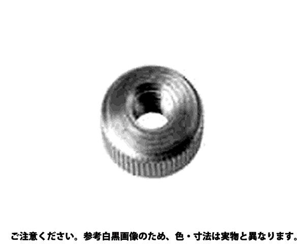 SUSローレットナット 材質(ステンレス) 規格(M6) 入数(150)
