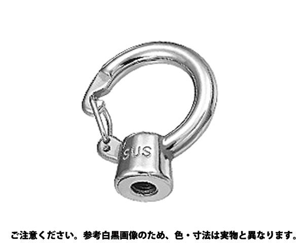 フックアイナット(M8 材質(ステンレス) 規格(INH-8M) 入数(20)