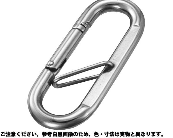 プチカラビナ(ハズレドメ 材質(ステンレス) 規格(PK-4) 入数(20)