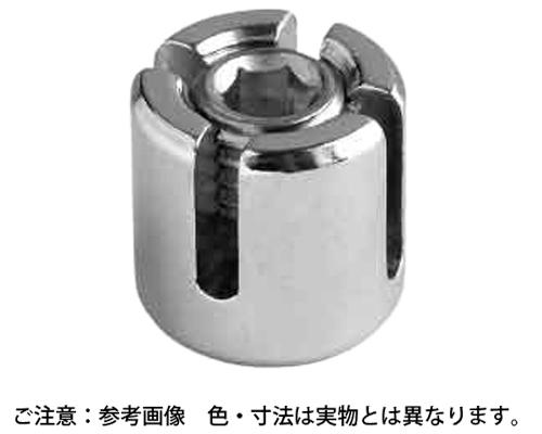 ダブルクリップ(M8 材質(ステンレス) 規格(WCP-3S) 入数(20)