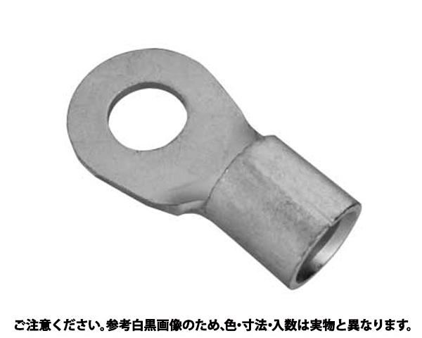 マルガタタンシRガタJIS 表面処理(錫鍍金(光沢あり)) 材質(銅(CU)) 規格(R22-8) 入数(100)