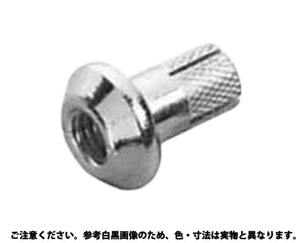 スラブダケアンカー(PDF 表面処理(三価ホワイト(白)) 規格(PDF-3020) 入数(100)