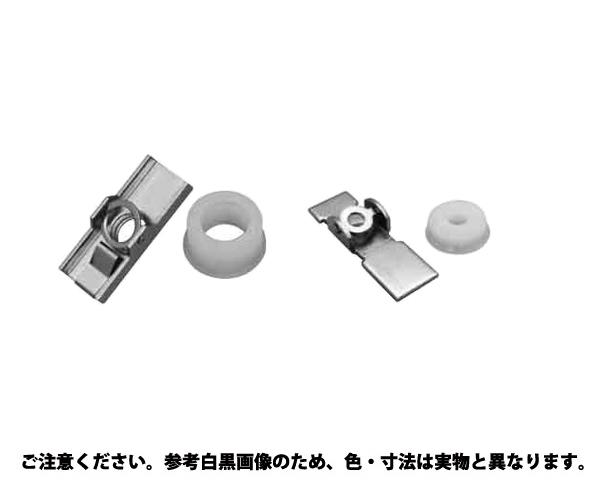 フリップアンカー ホンタイ 表面処理(クロメ-ト(六価-有色クロメート) ) 規格(FA-M8N) 入数(40)