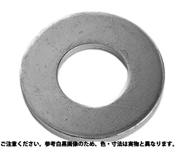 マルW(モクザイヨウ(M6 表面処理(ニッケル鍍金(装飾) ) 規格(7X22X2.0) 入数(750)