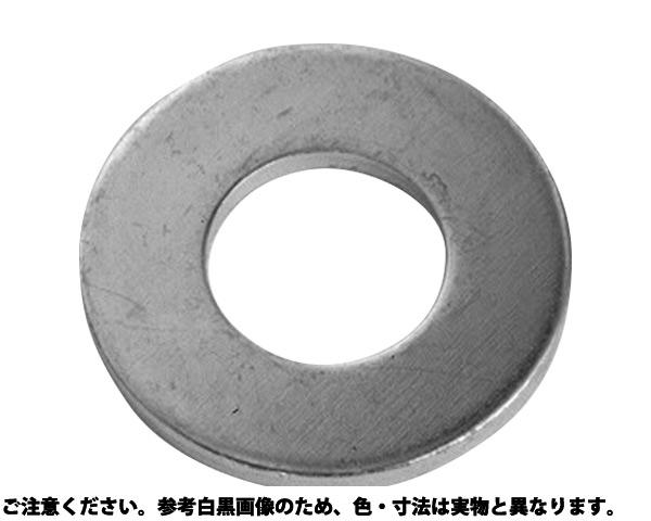ステンW(ISOコガタ 表面処理(BK(SUS黒染、SSブラック)) 材質(ステンレス) 規格(12X21X2.5) 入数(300)