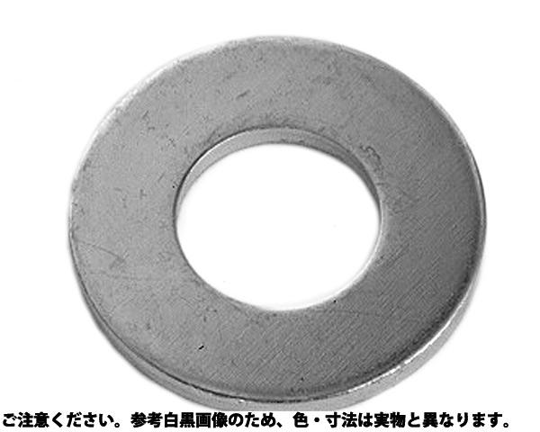 ステンW(JIS 表面処理(BK(SUS黒染、SSブラック)) 材質(ステンレス) 規格(12X26X2.3) 入数(300)