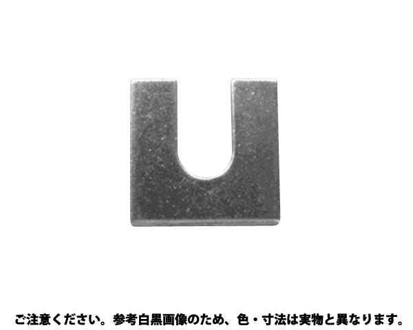 ステン Uジ(カクW 2T 材質(ステンレス) 規格(M8X25X2.0) 入数(200)