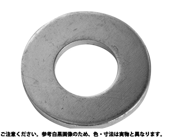 SUS316 W(ISO 材質(SUS316) 規格(6X12.5X1.5) 入数(3000)
