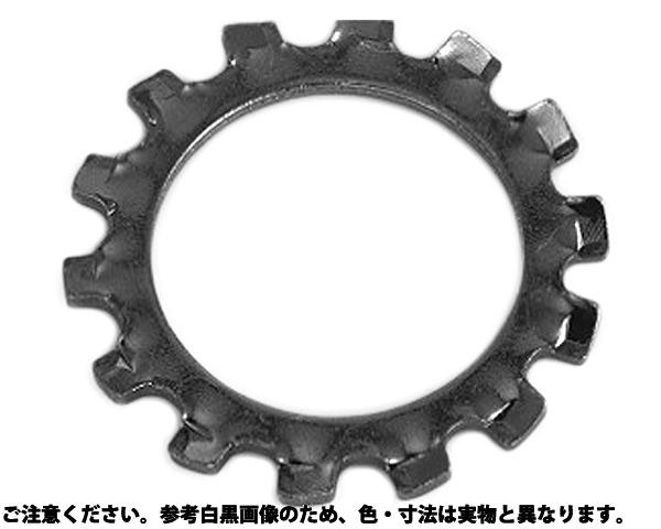 ハツキW(ソトハ 表面処理(三価ブラック(黒)) 規格(M4) 入数(15000)