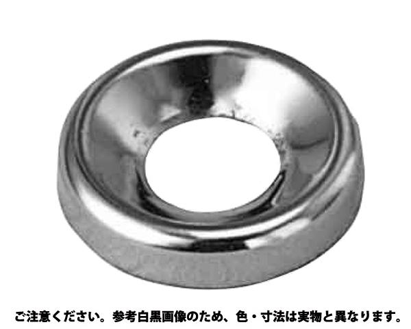 ローゼットW(プレス 表面処理(ユニクロ(六価-光沢クロメート) ) 規格(4X11.5X2.5) 入数(5000)