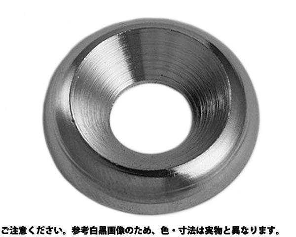 SUSローゼットW(ヒキ 材質(ステンレス) 規格(8X22X4.5) 入数(250)