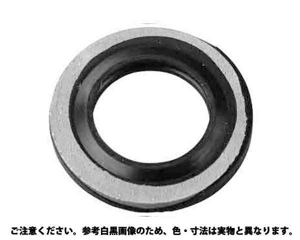 シールW(S1フッソ 材質(ステンレス) 規格(SUSW-6S1F) 入数(500)