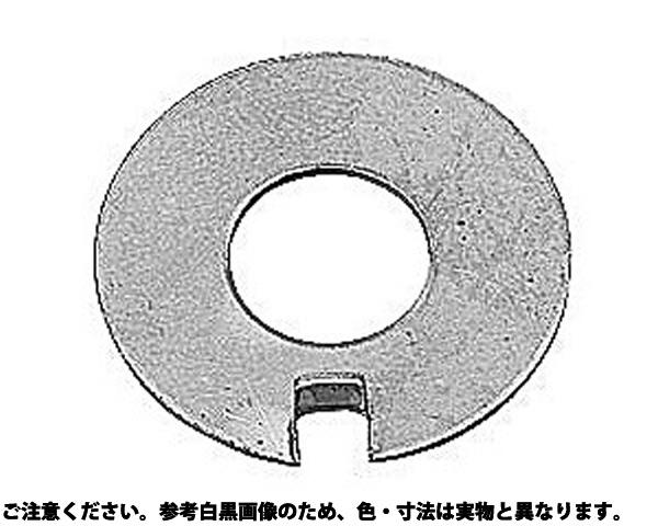 SUSツメツキW 材質(ステンレス) 規格(M36) 入数(30)
