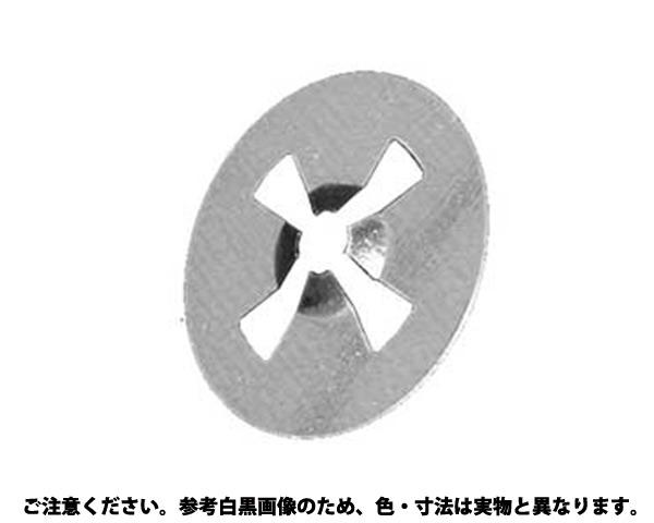 4ツメスピードW(ネジND 材質(ステンレス) 規格(231M5X38) 入数(1000)