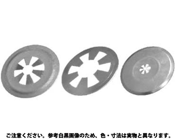 6ツメスピードW(ネジND 材質(ステンレス) 規格(204M24X50) 入数(1000)