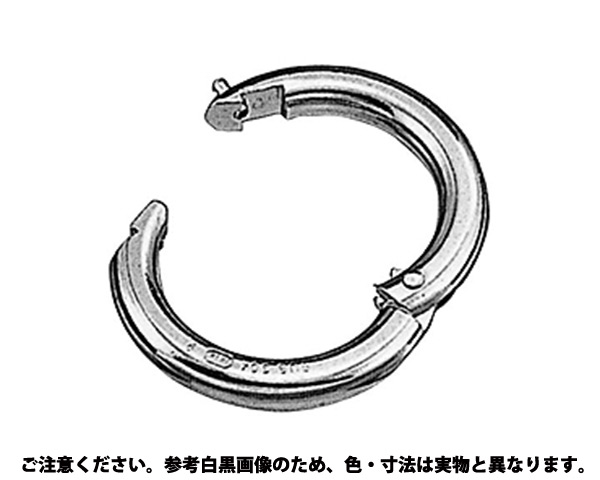 ピンドメチェーンキャッチ 材質(ステンレス) 規格(CCT-9) 入数(10)