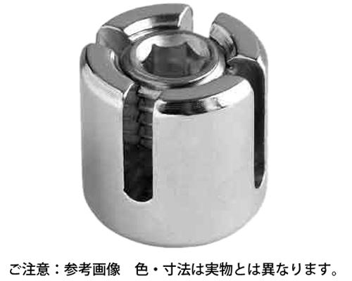ダブルクリップ(M12 材質(ステンレス) 規格(WCP-6) 入数(20)