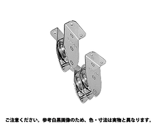 コテイブロック(タテガタ 材質(ステンレス) 規格(T-50W) 入数(2)