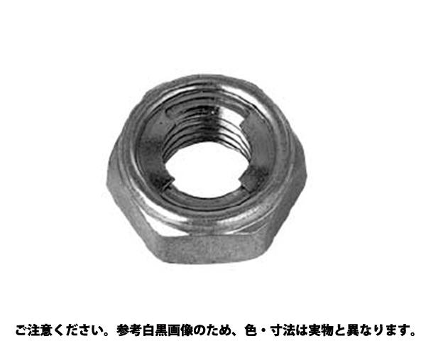 Uナット(ウスガタ(ホソメ 表面処理(三価ホワイト(白)) 規格(M10X1.25) 入数(800)