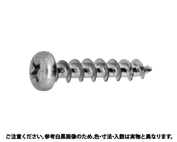 (+)パーチビス(ナベ 表面処理(BC(六価黒クロメート)) 規格(3X12) 入数(3500)