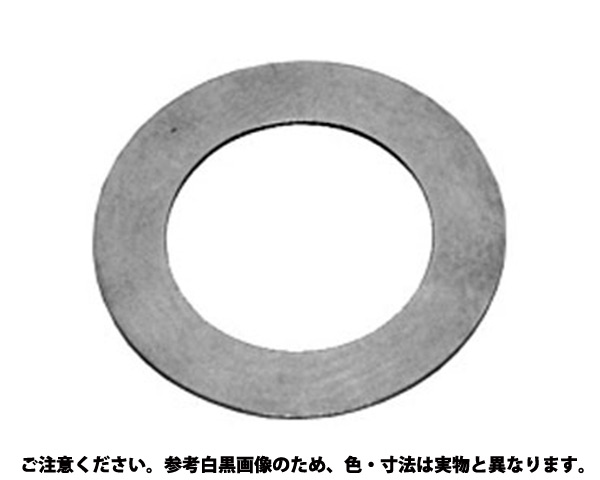 SUSシムワッシャー(T=0.2 材質(ステンレス) 規格(6X14X0.2) 入数(100)