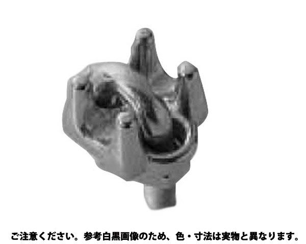 SUSワイヤークリップ(M6 材質(ステンレス) 規格(WC-6) 入数(20)